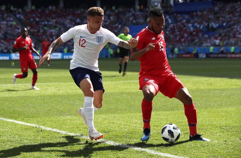 Inglaterra 6-1 Panamá online Mundial Rusia 2018: En imágenes, la goleada de Inglaterra sobre Panamá