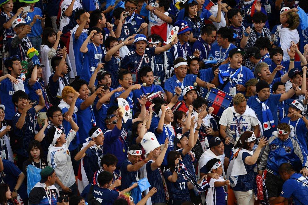 Japón 2-2 Senegal online Mundial Rusia 2018: Las mejores imágenes del empate entre Japón y Senegal