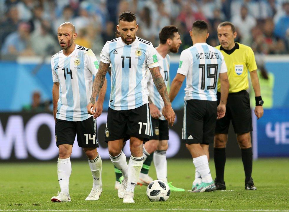 Mundial 2018: Las mejores imágenes de la apasionante victoria de Argentina ante Nigeria