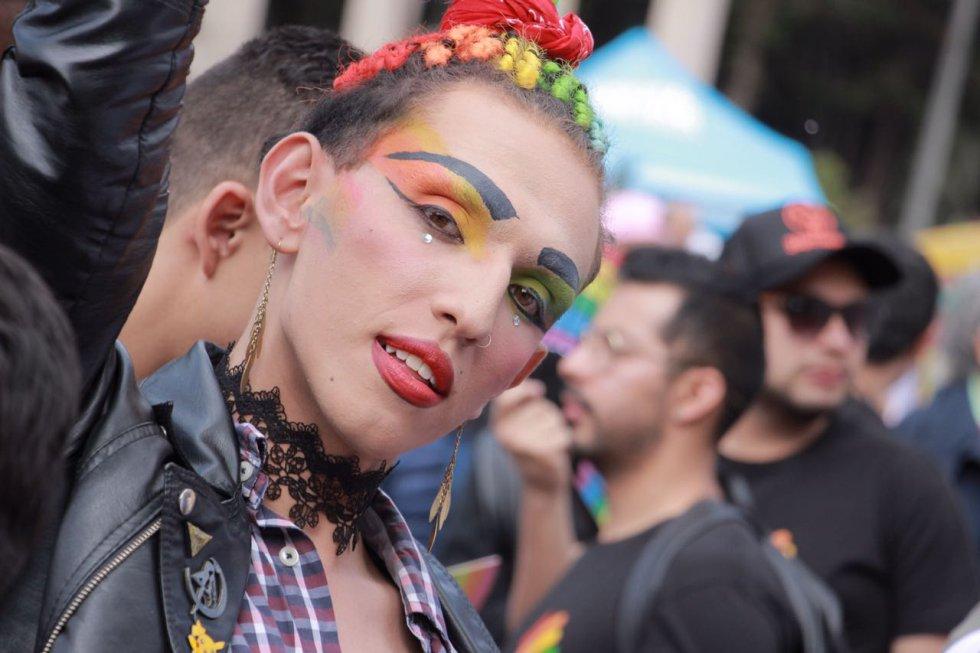 Marcha Comunidad LGBTIQ