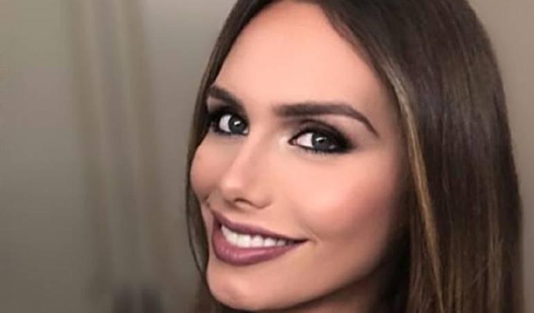 acb6bbdf0 Ángela Ponce ha pasado a la historia del certamen por ser la primera mujer  trans en competir en Miss universo.