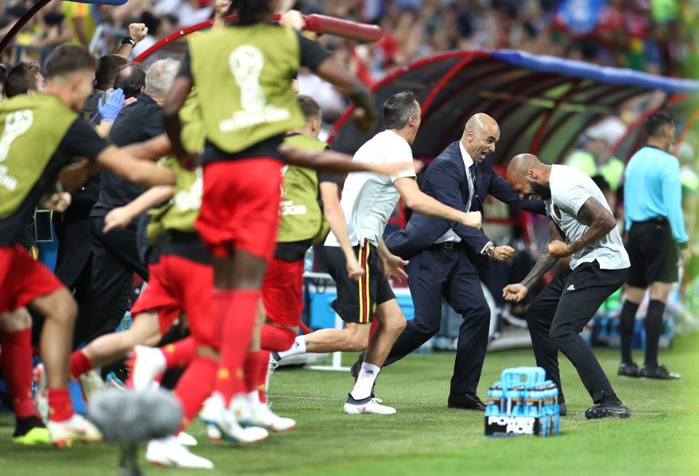 Mundial Rusia 2018: Las mejores imágenes de la eliminación de Brasil del Mundial de Rusia