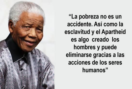 Nelsón Mandela Nelson Mandela En 10 Frases Internacional