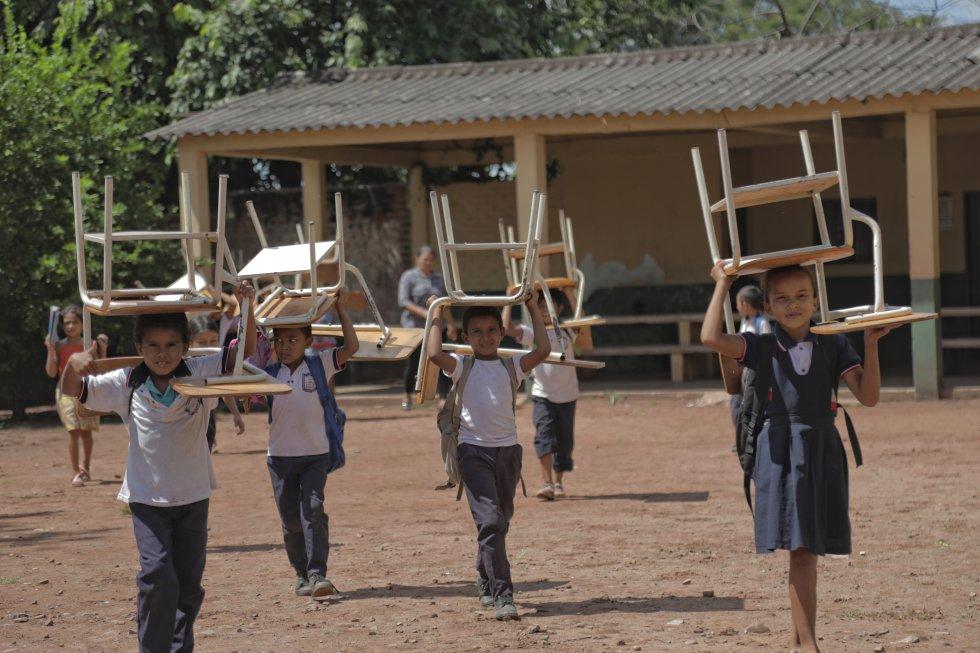 Los predios de 300 escuelas rurales están formalizados (San Diego, Cesar)