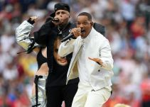 Nicky Jam da clases de canto a Will Smith y no le sale como esperaba