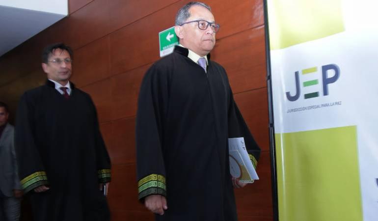 Proceso de paz Farc: Procuraduría pide a la JEP regresar 3