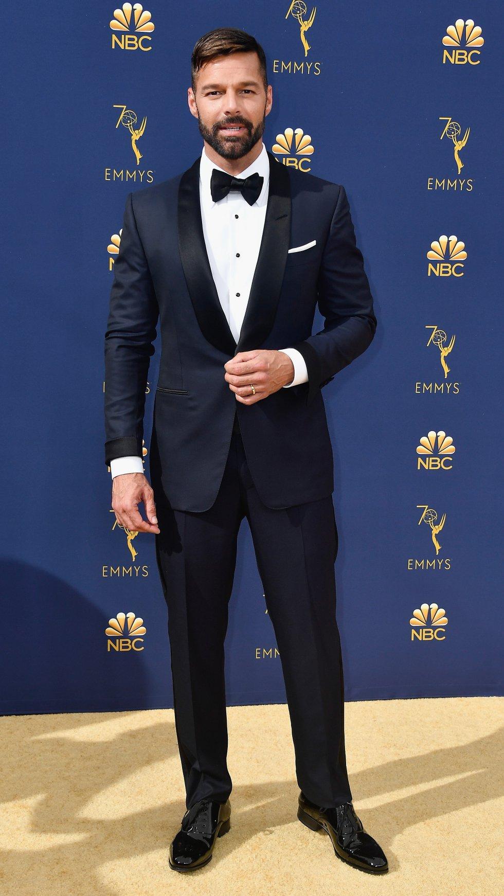 Ricky Martin. De Tom Ford.