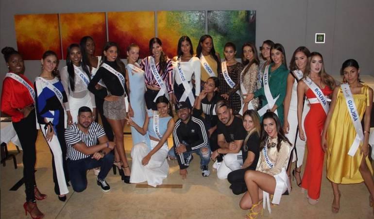6aab2e4e8 Conozca las candidatas que  pelearán  por la corona de la señorita Colombia