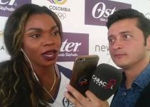 Video en vivo: Caterine Ibargüen con el Carrusel Deportivo