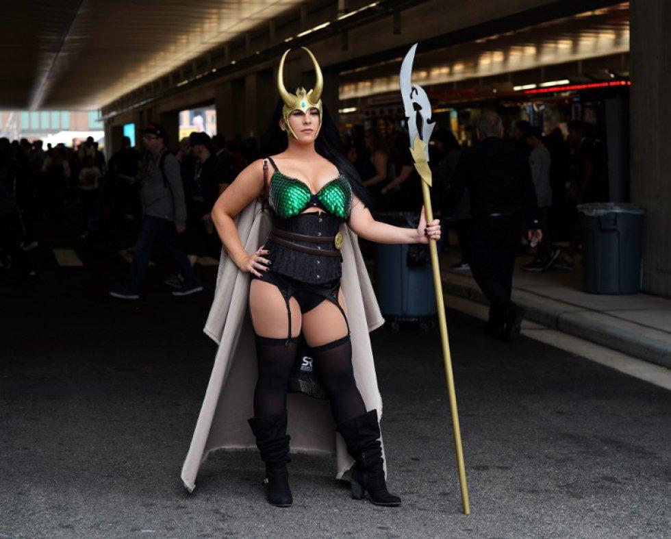 Comic Con New York: Los mejores looks del New York Comic Con