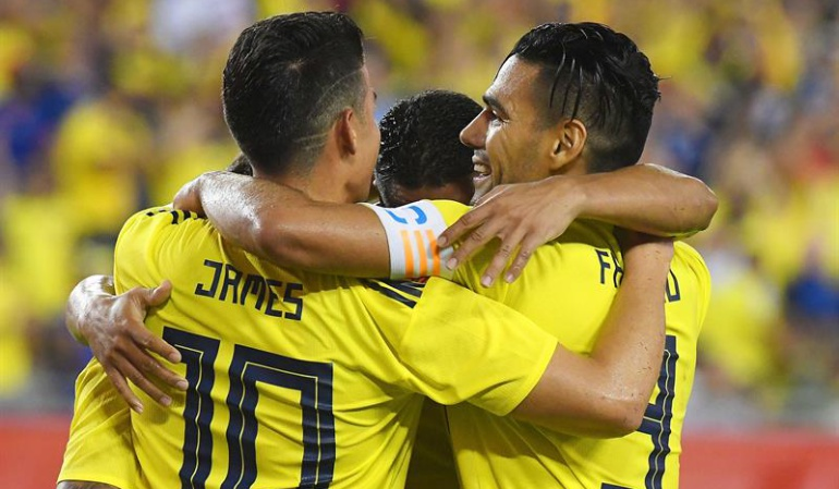Colombia Estados Unidos amistoso: Colombia ganó, goleó y gustó en Estados Unidos