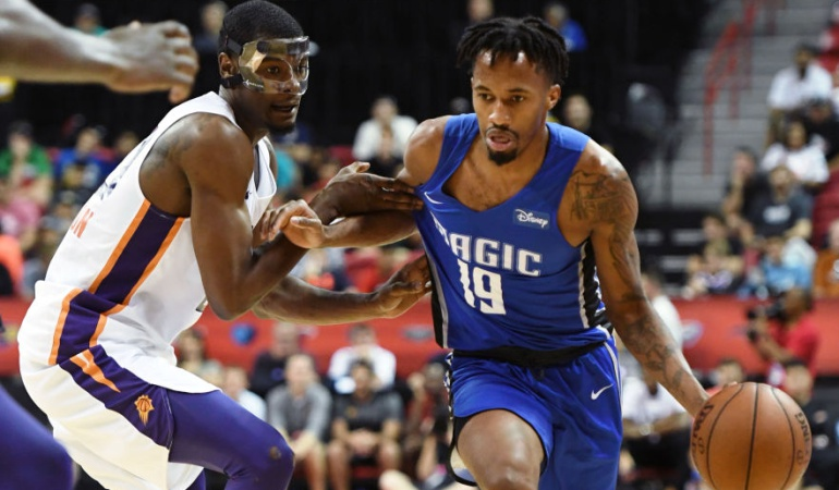 Braian Angola NBA Orlando Magic: Braian Angola no jugará con los Orlando Magic en la NBA
