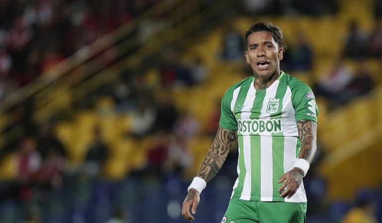 """Henríquez Lucumí Dayro pelea: Henríquez: """"Lo de Lucumí y Dayro no puede pasar en un equipo como Nacional"""""""