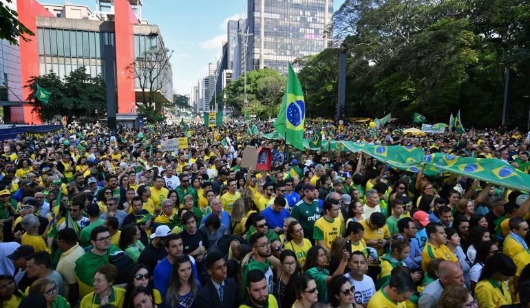 Elecciones presidenciales Brasil: A pocos días de las ...