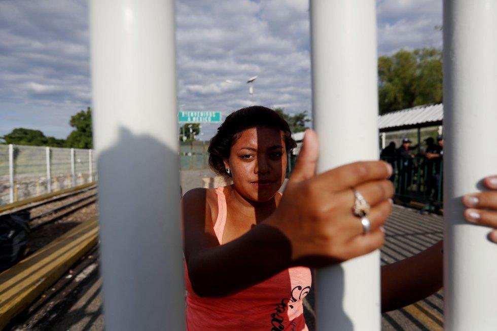 Migración: [Fotos] Los rostros de la caravana que busca el sueño americano