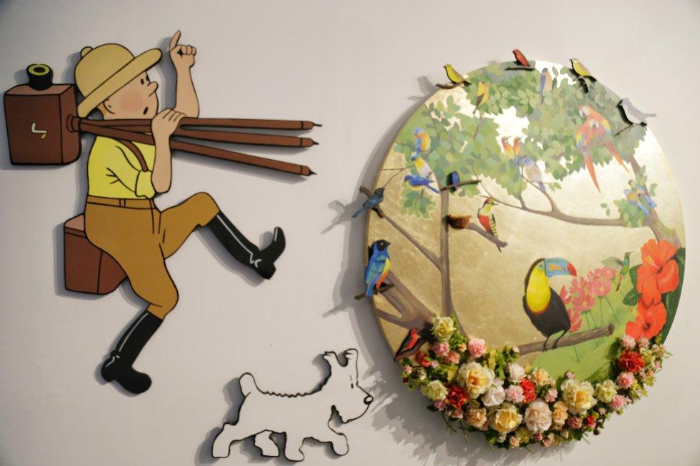 Barcú es una feria que se vive en el histórico barrio la Candelaria, la cual abre sus puertas del veinticuatro al veintiocho de noviembre con un amplia oferta artística que va desde casas, callejones y performances para todos sus visitantes.