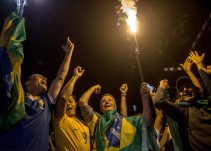 Human Rights Watch dispuesto a proteger la democracia de Brasil
