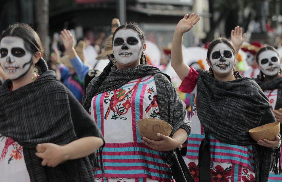 Esta celebración fue declarada por la UNESCO como Patrimonio Inmaterial de la Humanidad.