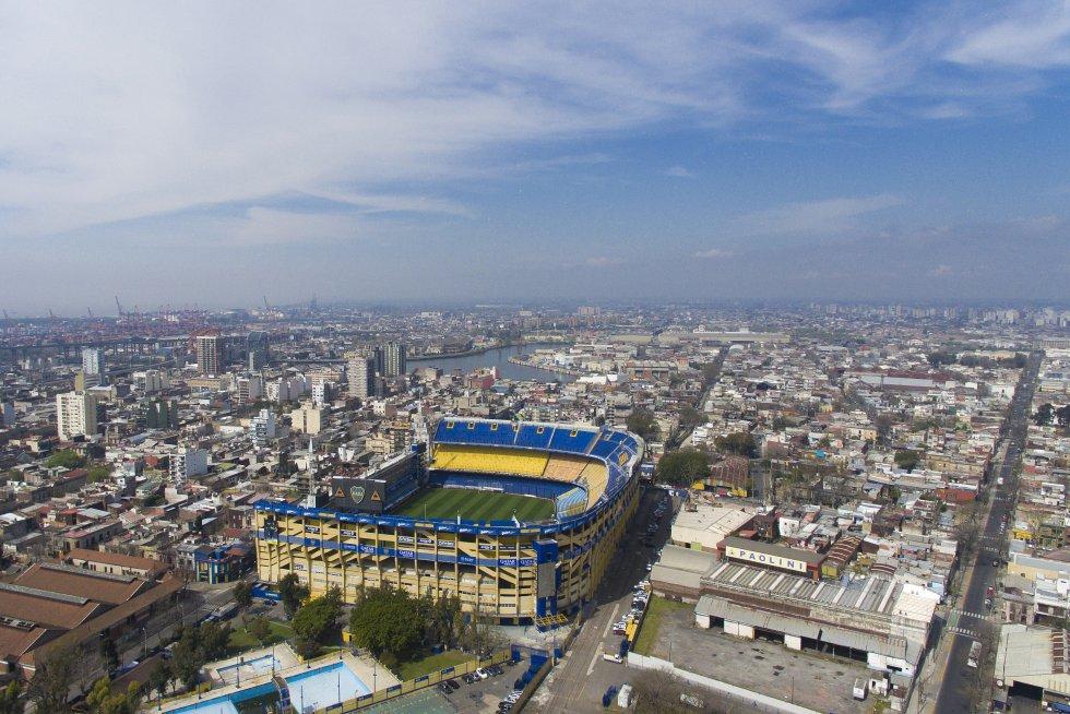 Estadio La Bombonera
