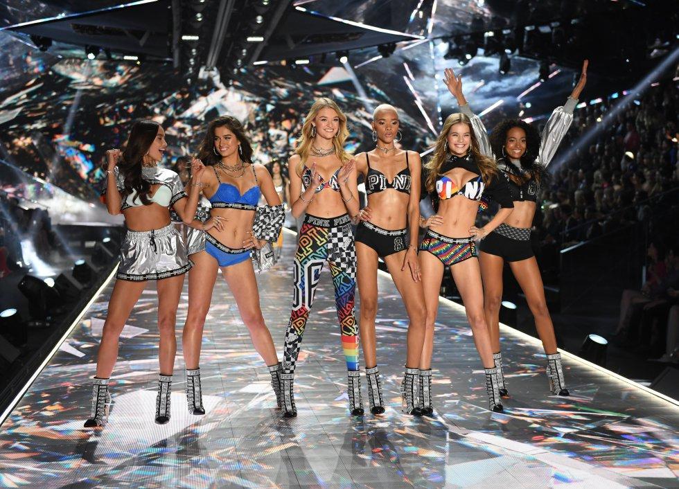 Reviva los mejores momentos del desfile anual de Victoria's Secret
