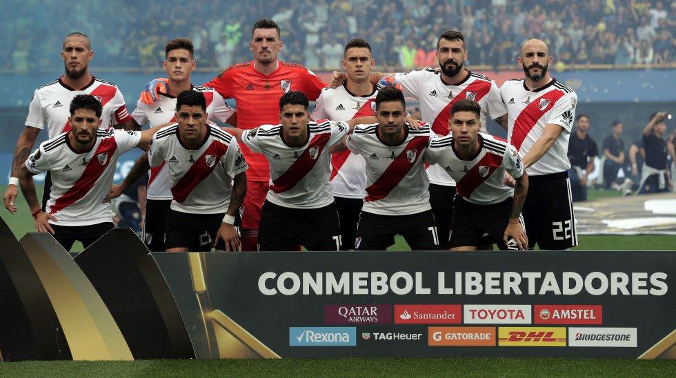 fotos de la final de libertadores boca junior river plate la bombonera: Las mejores imágenes de la final de Libertadores entre Boca y River