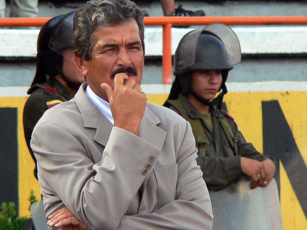 jorge luis pinto: En imágenes: la carrera deportiva de Jorge Luis Pinto