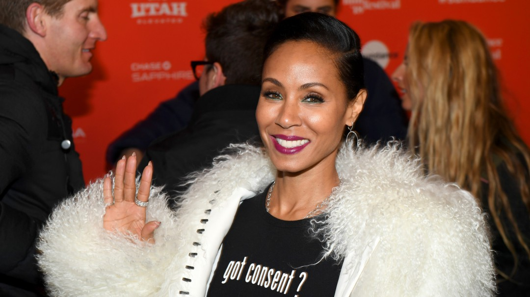 La madre de Jada Pinkett le animó a divorciarse de Will Smith