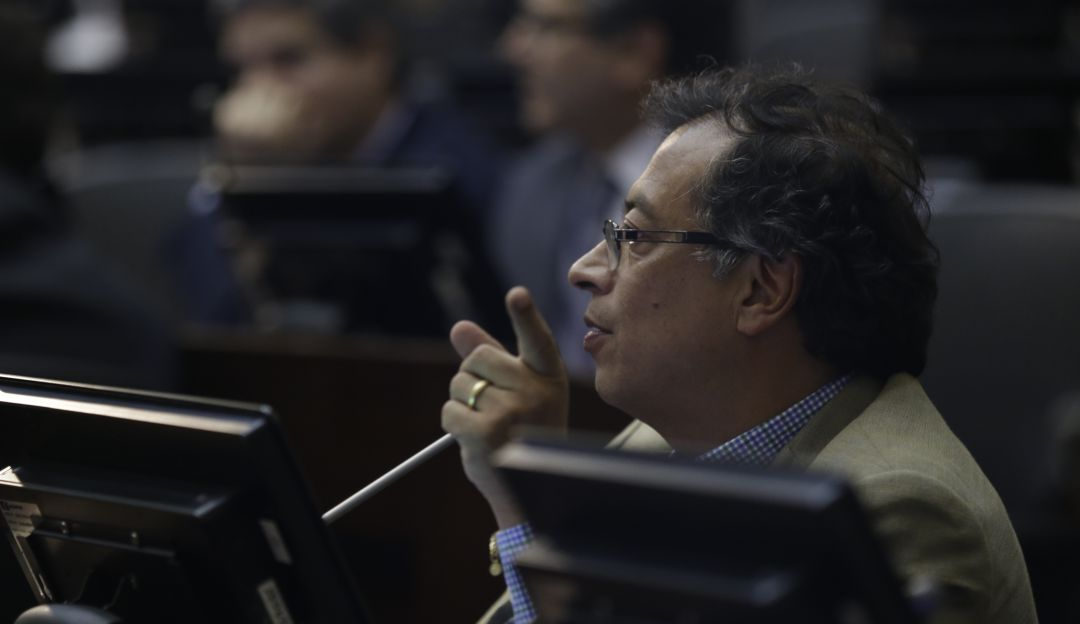 Petrovideo: Gustavo Petro demostró que video fue grabado en 2005