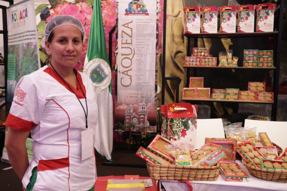 Cada rincón del departamento está representado en ExpoCundinamarca por un artesano, un bailarín, un cocinero o un emprendedor.