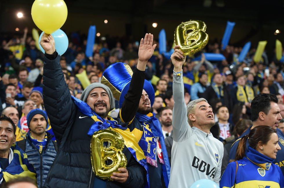 River Plate Vs Boca Juniors: Las mejores imágenes de la gran final entre Boca Juniors y River Plate