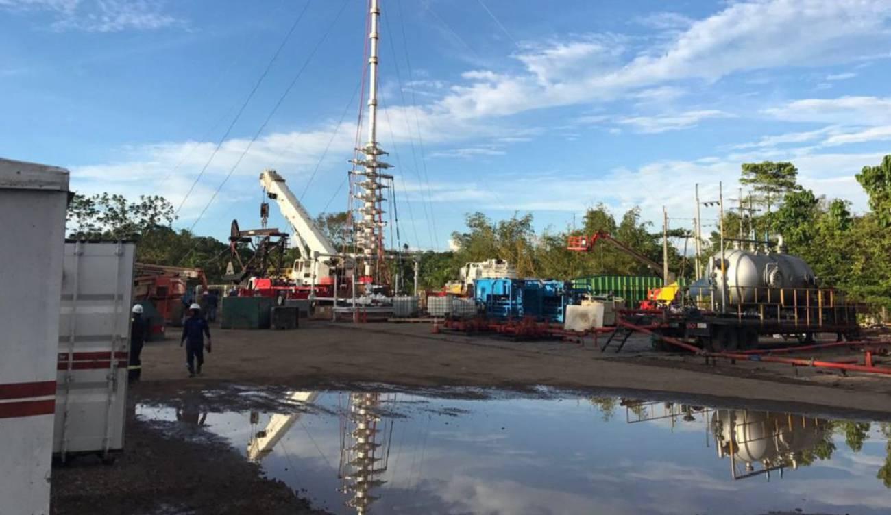 Reportan primer hallazgo de petróleo en el 2019 en el Meta