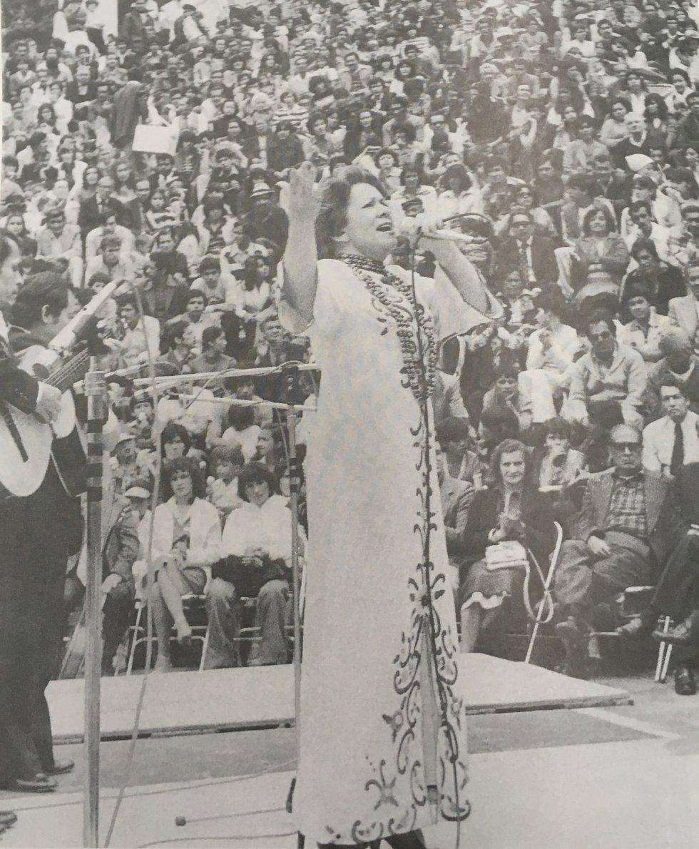 Berenice Chávez
