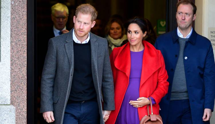Meghan Markle Queens Commonwealth Canopy in Auckland New