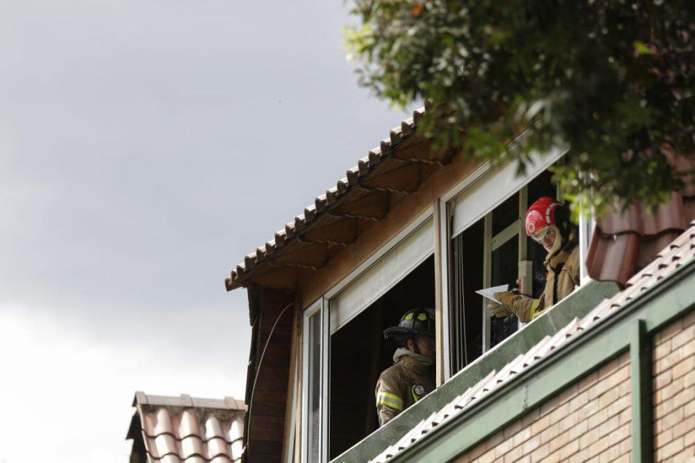 Carro bomba Bogotá: Así quedó la Escuela General Santander tras el atentado