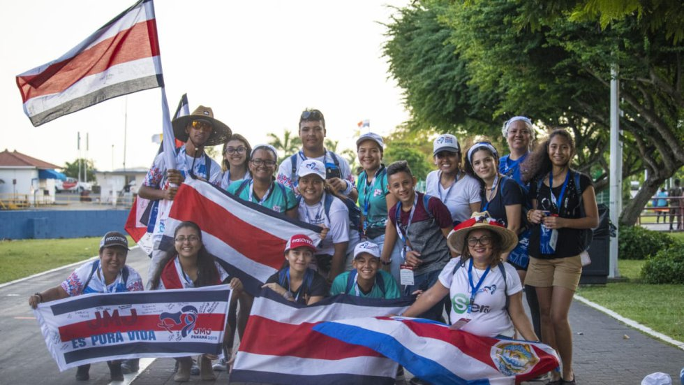 Jornada Mundial de la Juventud en Panamá