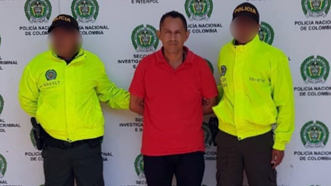 Capturan a presunto integrante del Clan del Golfo en Cartagena