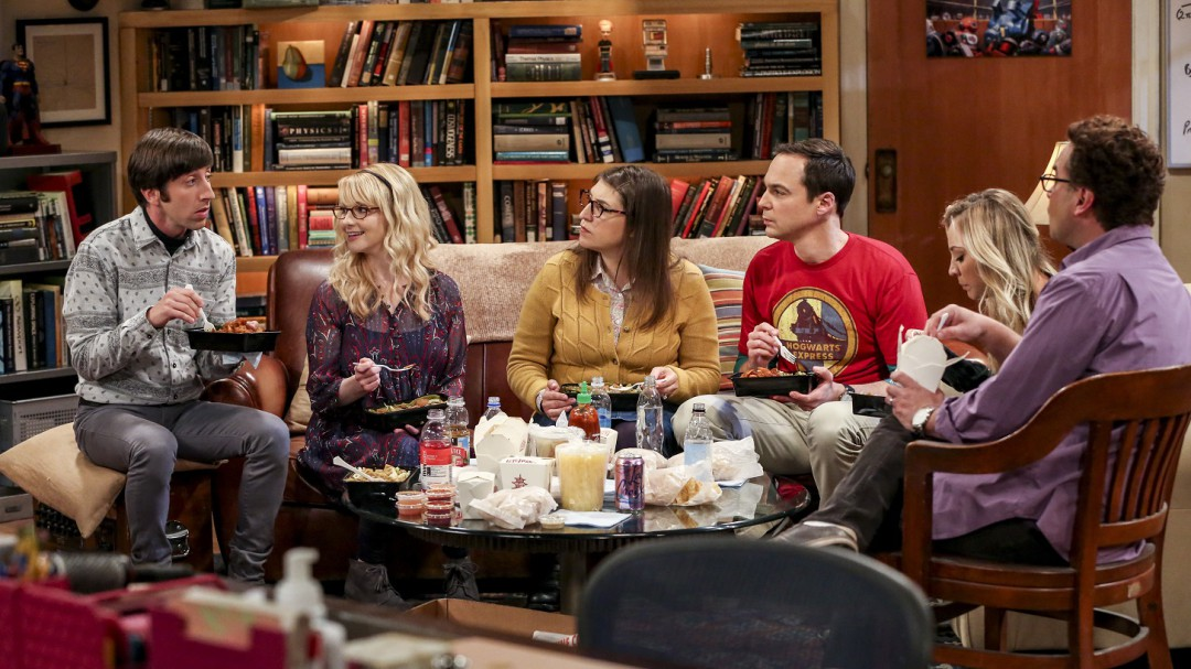 The Big Bang Theory, la serie de warner channel, tendrá su propio estudio