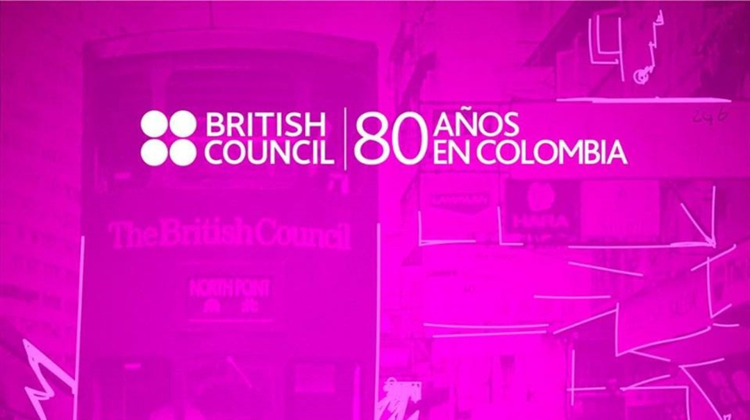 British Council cumple 80 años en Colombia
