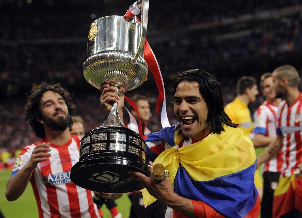 Atlético de Madrid (2012-2013)
