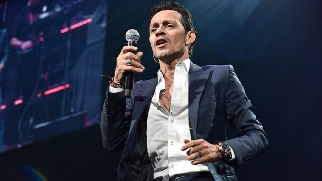 Marc Anthony encontró su 'minidoble'