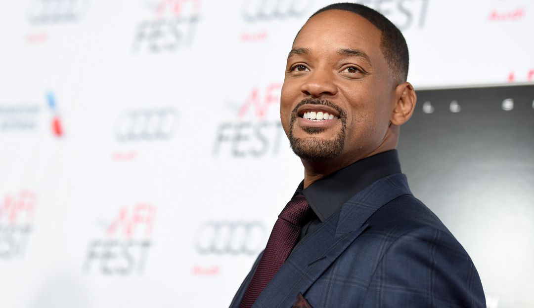 Will Smith en Aladdín: Así se ve Will Smith como el genio de la película de Aladdin