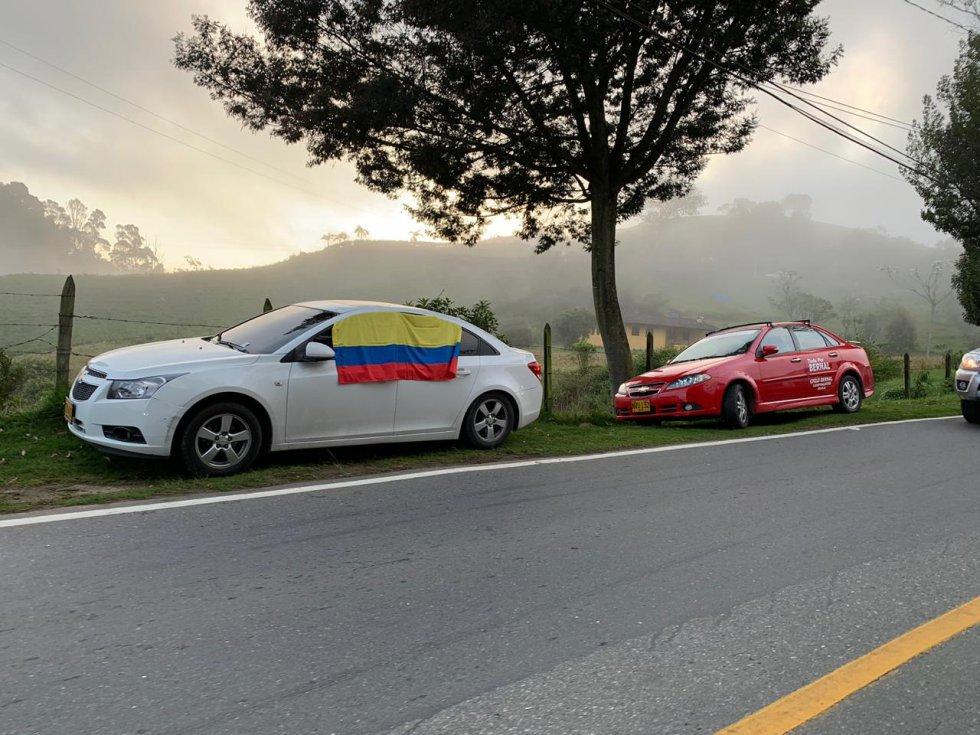 La Unión recibió la quinta etapa del Tour Colombia