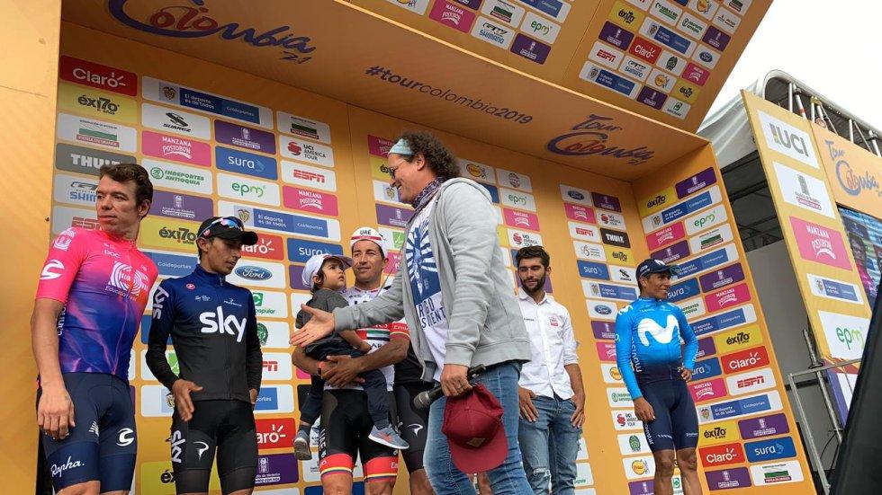 En El Alto de las Palmas terminó el Tour Colombia