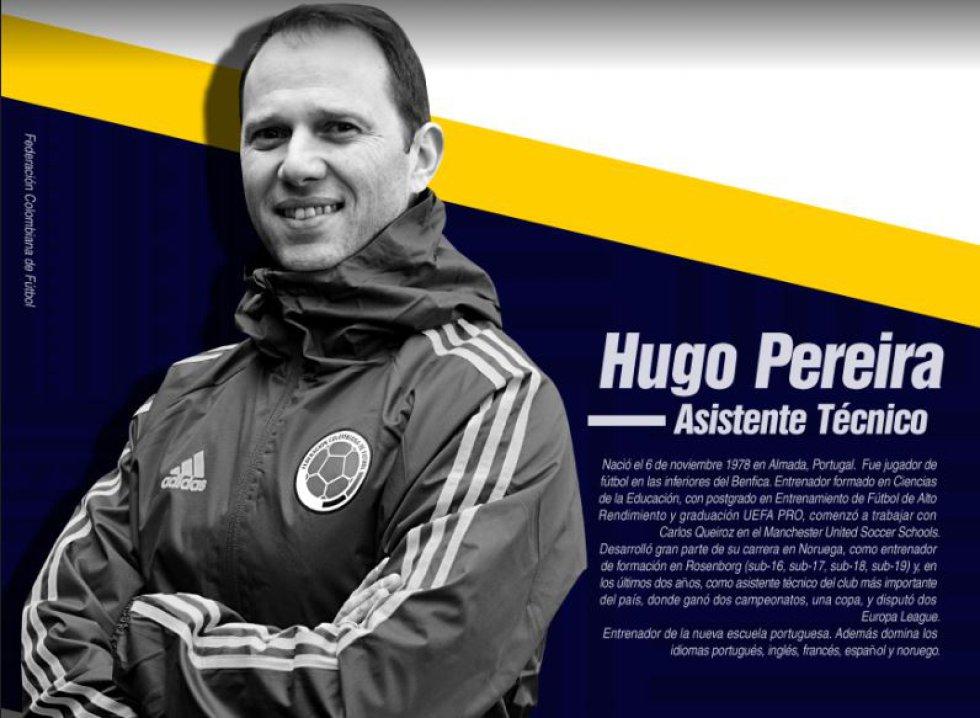 Cuerpo técnico Selección Colombia: Conozca el cuerpo técnico de Carlos Queiroz en la Selección Colombia