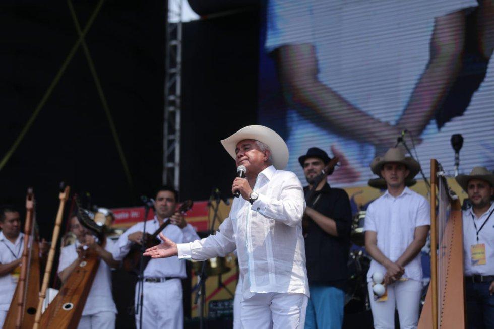 Orlando 'El Cholo' Valderrama,