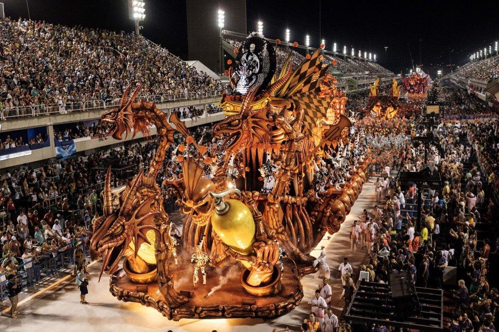 La mitología dice presente en Río