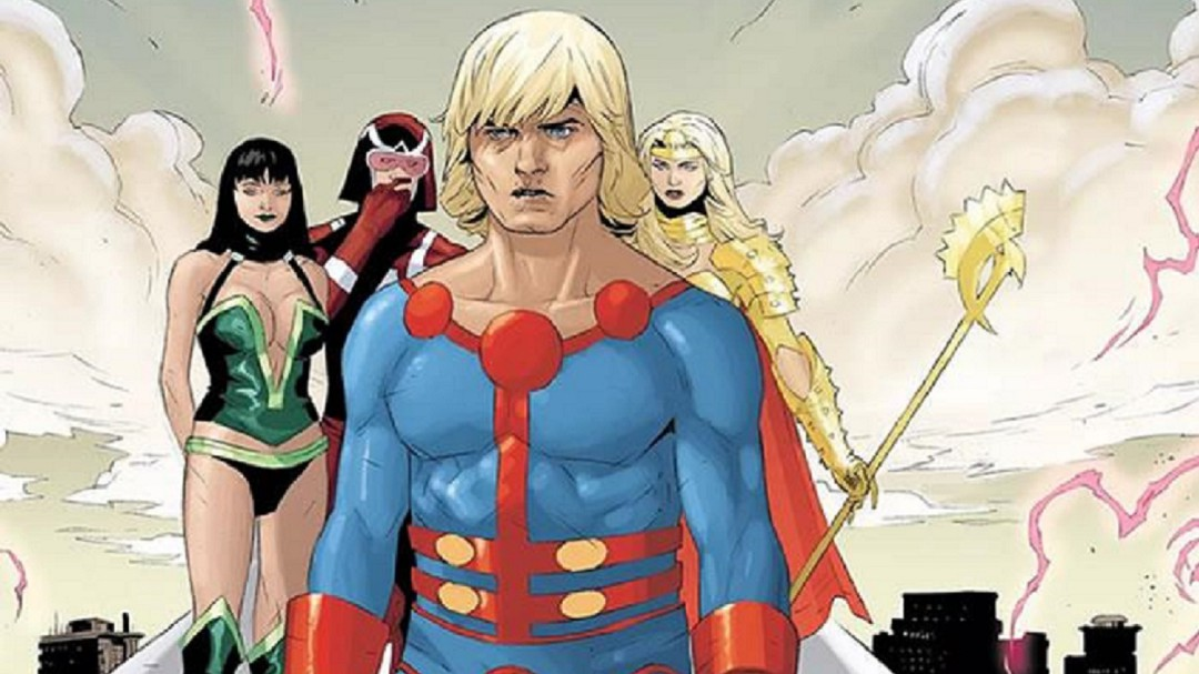 "Marvel le apuesta a su primer superhéroe gay para ""The Eternals"""