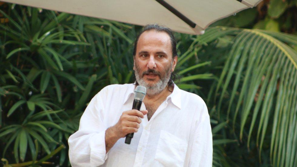 Felipe Aljure, director de cine, guionista y nuevo director artístico del FICCI