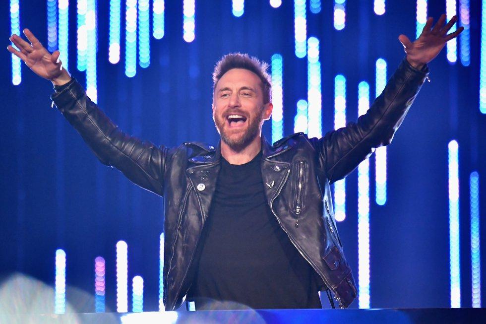 8. David Guetta $15 Millones de dólares