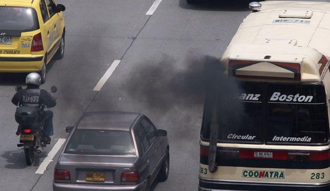 problemas respiratorios causados por la contaminacion
